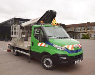 Our latest hybrid and electric-powered access equipment models