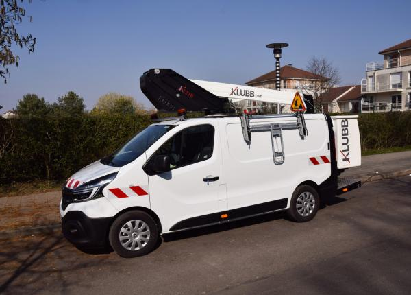 Klubb will exhibit its new models of van mounts at the gis fair in italy!