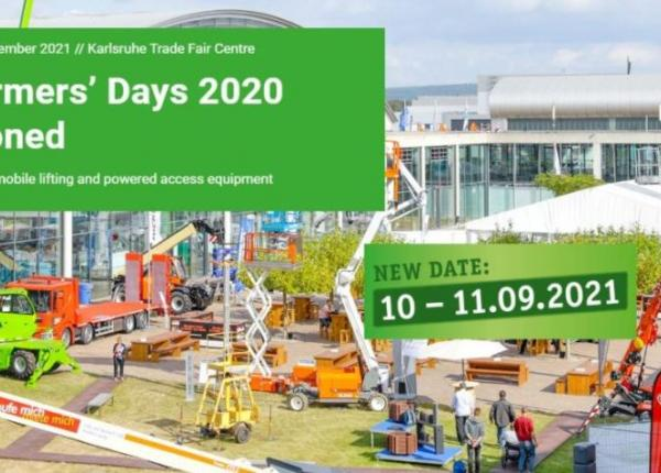 New date for the German trade fair
