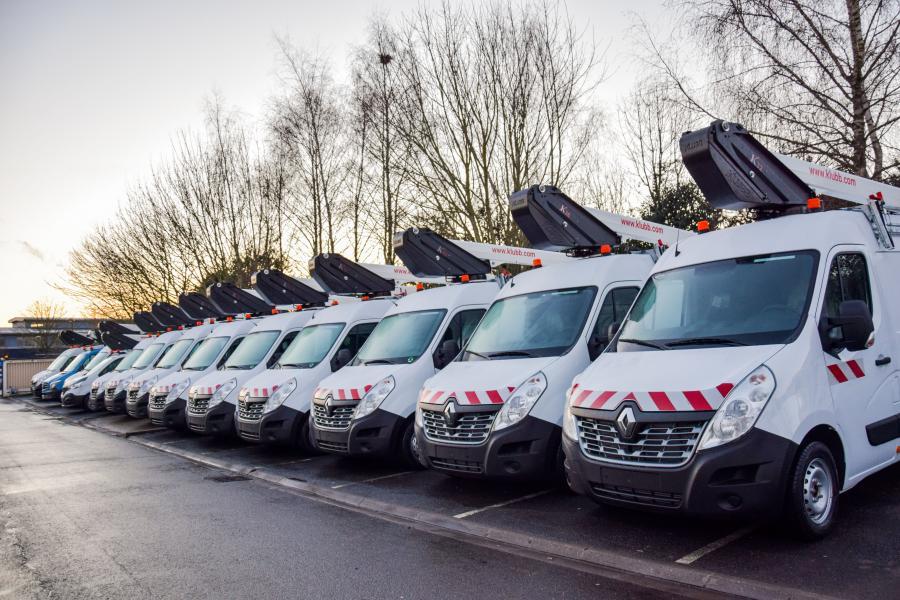 Wie können Sie die Gesamtbetriebskosten (TCO) Ihrer Hubarbeitsbühnen-Fahrzeugflotte optimieren?