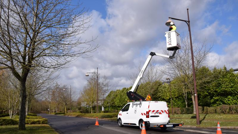 How many times a year should I inspect my aerial work platform?