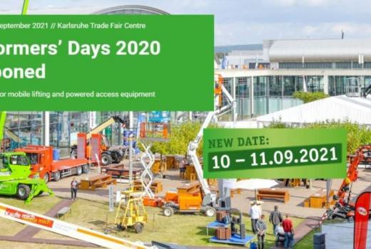 Neues Datum für die deutsche Fachmesse