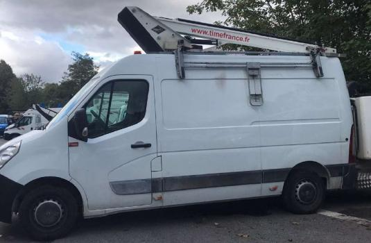 lifts mounted on vans < 3,5t 2