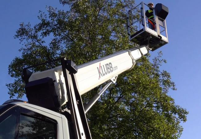 We are experts at manufacturing and installing vehicle mount aerial work platforms.