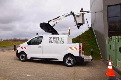 100  electric k20l on a cutaway e expert
