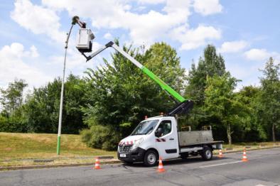 kl26 aerial work platform
